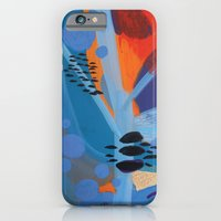 iPhone & iPod Case featuring Drops II by Milanesa