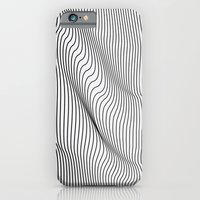 iPhone & iPod Case featuring Minimal Curves by Leandro Pita