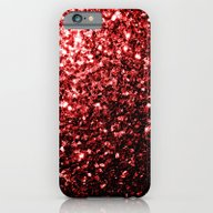 iPhone & iPod Case featuring Beautiful Glamour Red Gl… by PLdesign