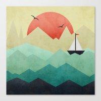 Ocean Adventure Canvas Print