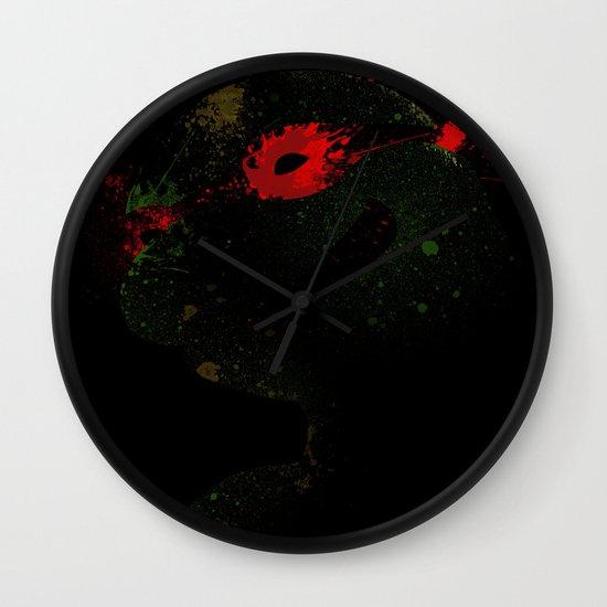 Raph Wall Clock
