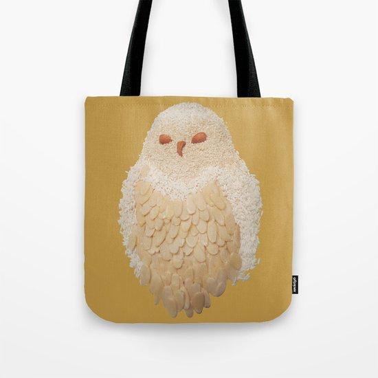 Owlmond 3 Tote Bag