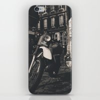 Bike iPhone & iPod Skin