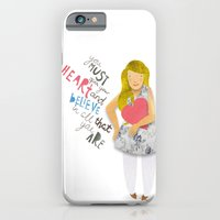 iPhone & iPod Case featuring Believe by Pippa Curnick