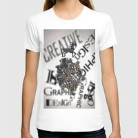 pixel T-shirts featuring Pixel by VERTIgO