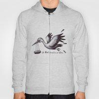 Stork Hoody