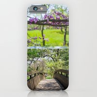 Bridges And Branches iPhone 6 Slim Case
