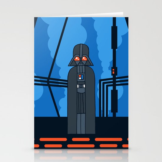 EP5 : Darth Vader Stationery Card