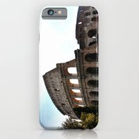 iPhone & iPod Case featuring Coliseum by Danielle W
