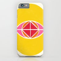 iPhone & iPod Case featuring Vesica Piscis 1 by Garima Dhawan
