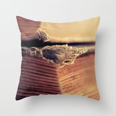 Reading Corner Throw Pillow