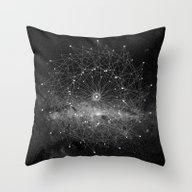 STARGAZING IS LIKE TIME … Throw Pillow