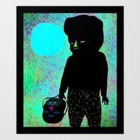 El Sol Art Print