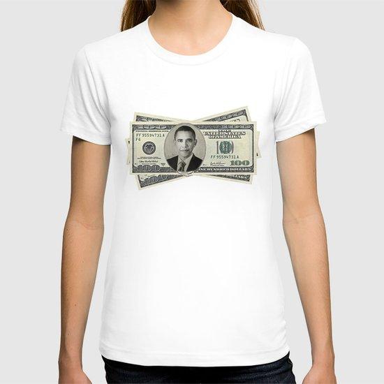 Mr President's Green T-shirt