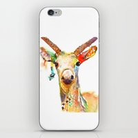 Deer (H)art iPhone & iPod Skin