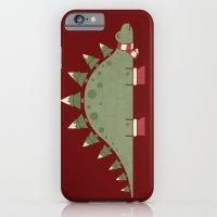 Christmasaurus iPhone 6 Slim Case