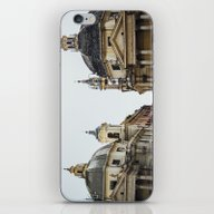 Piazza Del Popolo Rome iPhone & iPod Skin