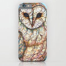 Barn Owl iPhone 6 Slim Case