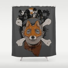 The Lost Boys Shower Curtain