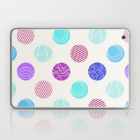 Calm Spots Laptop & iPad Skin