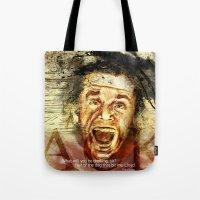 Jack Torrance Tote Bag