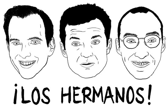 Arrested Development - ¡Los Hermanos! Art Print