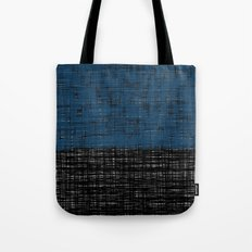 platno (blue) Tote Bag