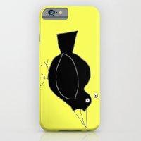 meg's crow iPhone 6 Slim Case