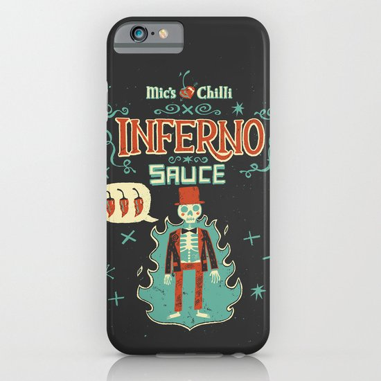 Inferno iPhone & iPod Case