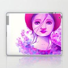 Sad Purple Laptop & iPad Skin