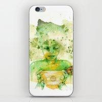 Money Pot iPhone & iPod Skin