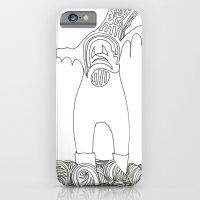 Doodle Moose iPhone 6 Slim Case