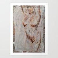 Stretch  Art Print