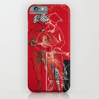 iPhone & iPod Case featuring For_ever by canefantasma