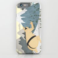 Oyama Fights The Mountain iPhone 6 Slim Case