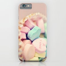 Je T'aime Valentine Slim Case iPhone 6s