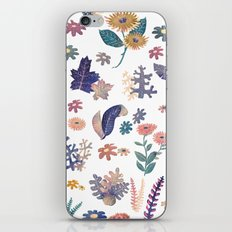 Nature all over iPhone & iPod Skin