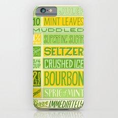 Mint Julep Slim Case iPhone 6s