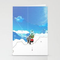 Experiment am Berg 35 Stationery Cards