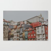 Charming Colours Canvas Print