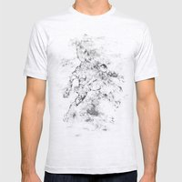 The Kid Mens Fitted Tee Ash Grey SMALL