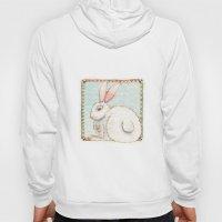 Snowy Rabbit Hoody