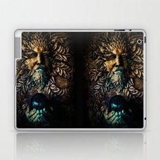 The Stone Sorcerer Laptop & iPad Skin
