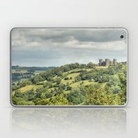 Riber Castle - Matlock  Laptop & iPad Skin