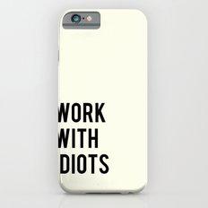 work iPhone 6s Slim Case