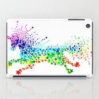 Unicorn - Licorne - Unicornio - Einhorn 02 iPad Case