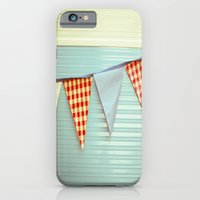 Vintage Caravanning iPhone 6 Slim Case