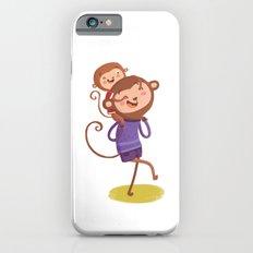 Monkey-ride iPhone 6 Slim Case