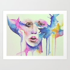 elation Art Print