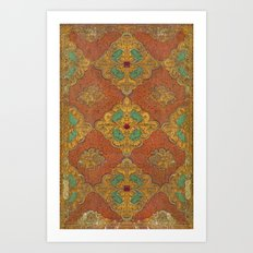 Jewel of India Art Print